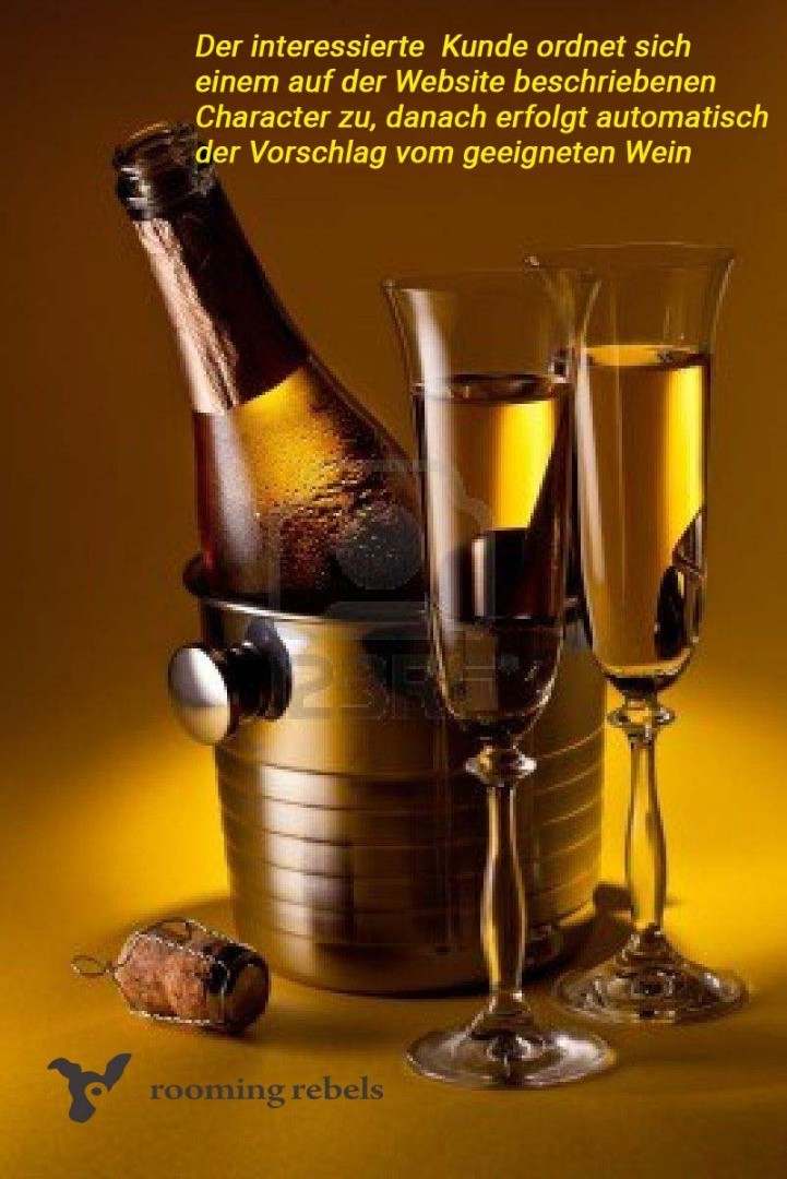Stock Photo - Champagne bottle in cooler and two champagne glasses_ Isolated on a yellow.jpg