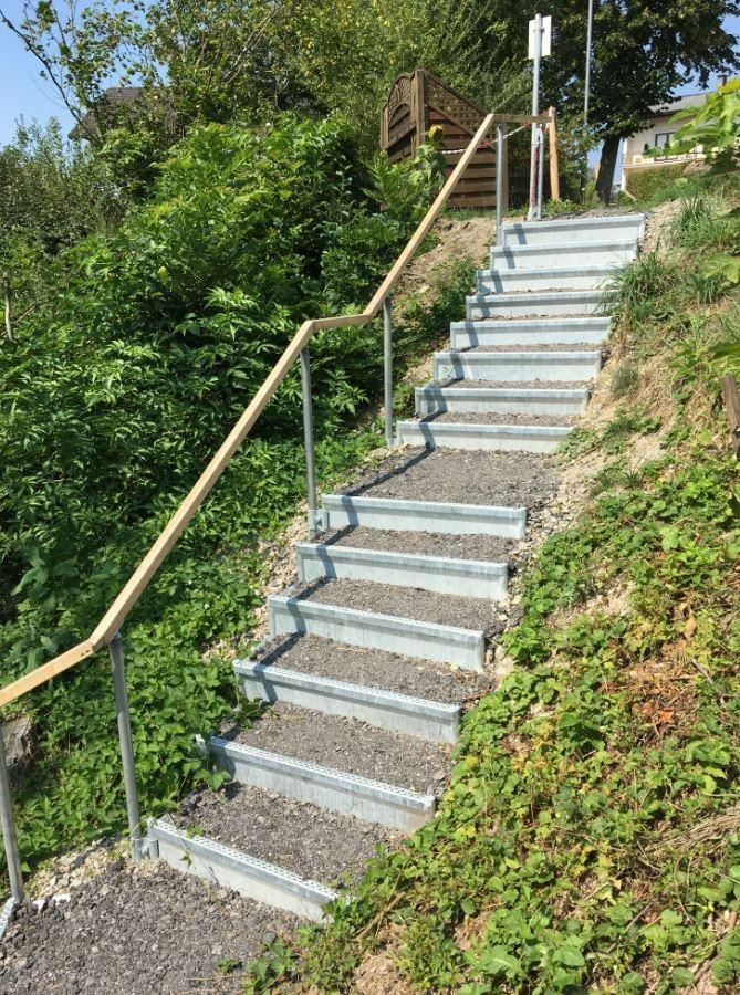 Alpineisen STEINBOCK 100 cm - Seligstiege in Gerersdorf