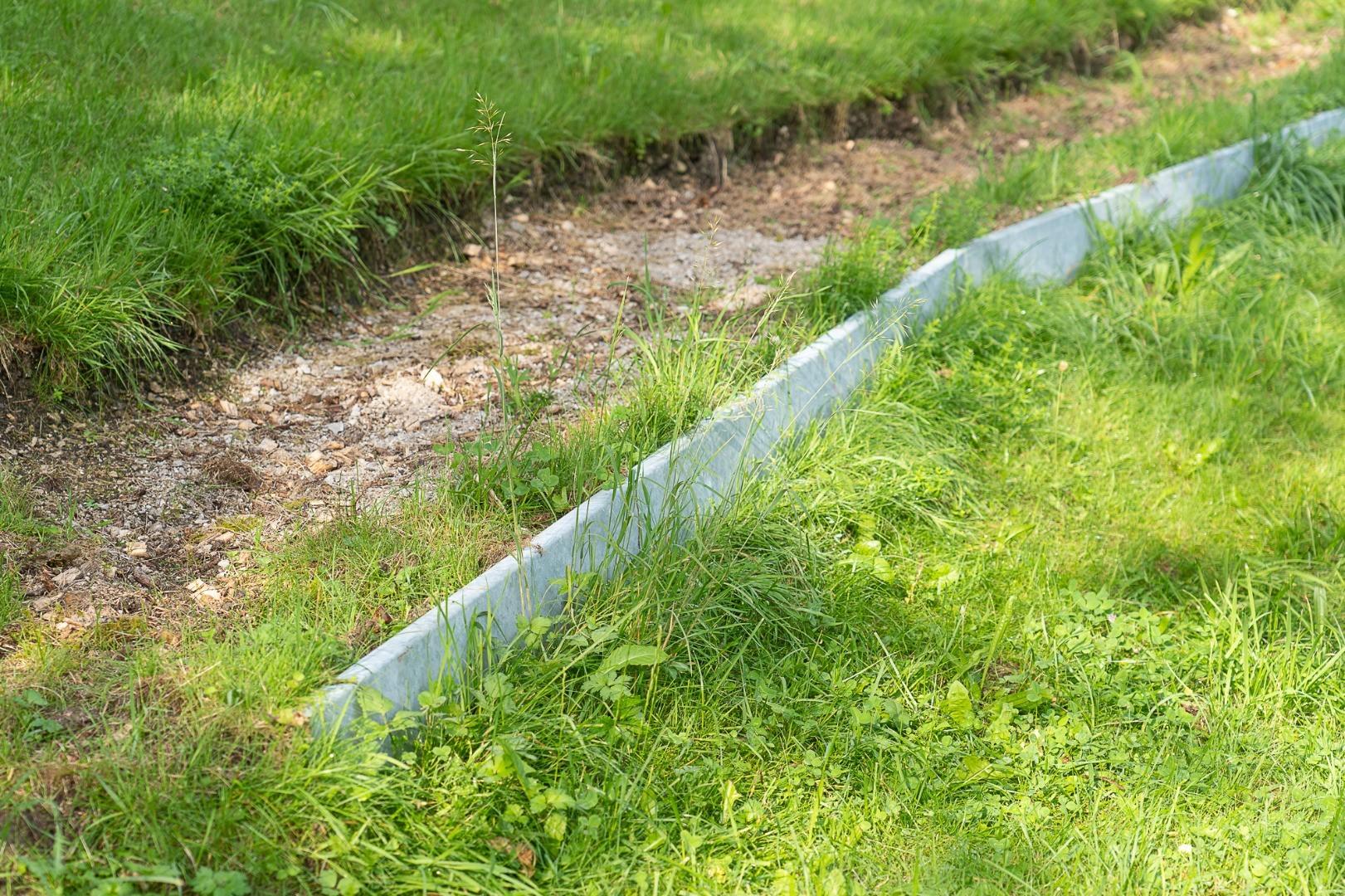 Hangsicherungsmodul Luchs im Garten