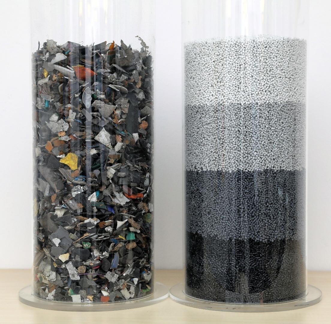 Raw Material and Final PCR Plastics MGG Polymers.jpg