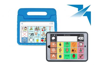 Kommunikationsbundles mechPad und speechPad
