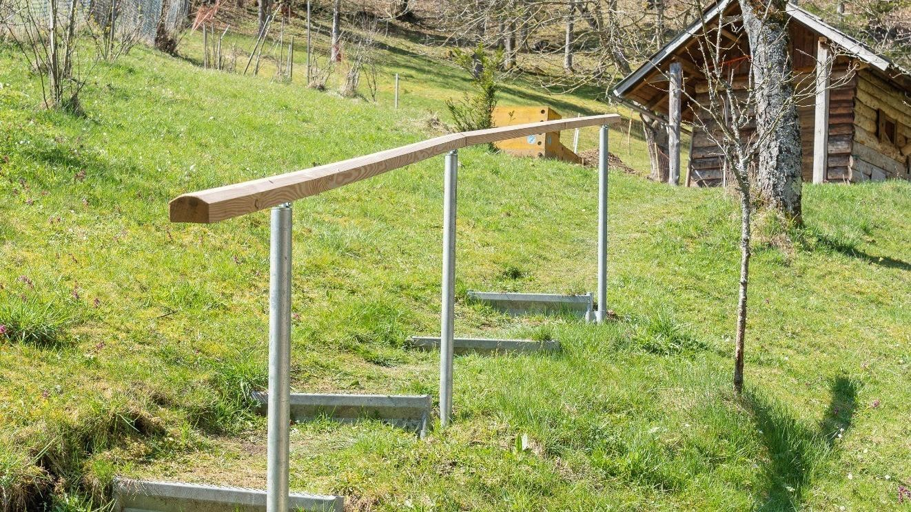 Gartenmodule Alpineisen