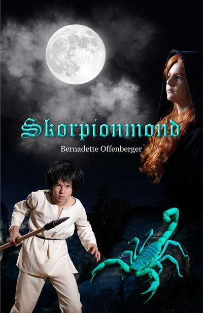 Skorpionmond Titelseite