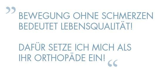 orthopaede-wien-Slogan