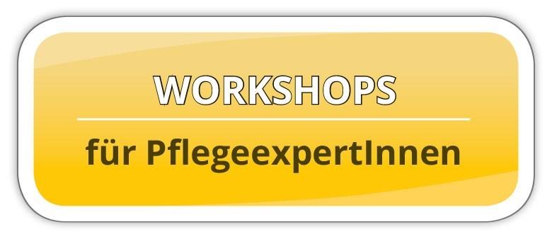 Workshops für PflegeexpertInnen