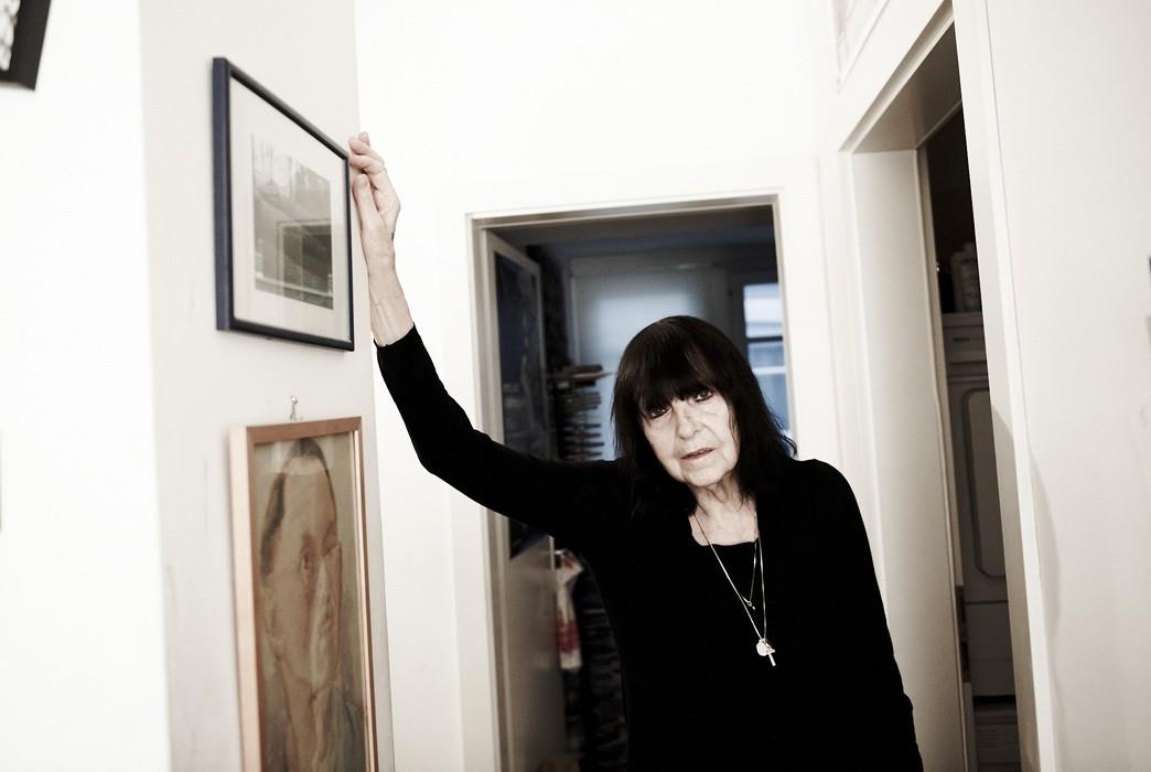 Friederike Mayröcker © Aleksandra Pawloff