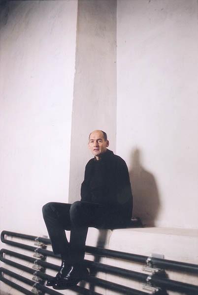 Rem Koolhas © Aleksandra Pawloff