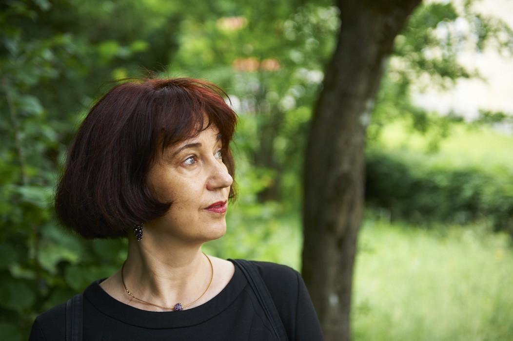 Olga Martynova © Aleksandra Pawloff