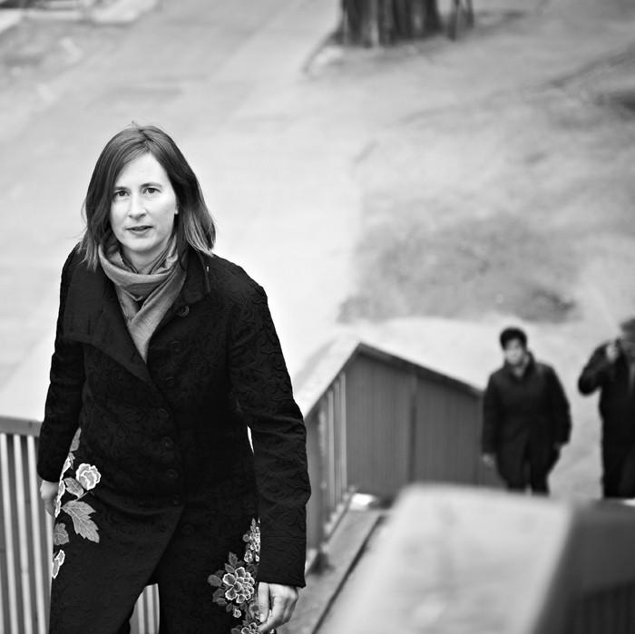 Kathrin Röggla © Aleksandra Pawloff