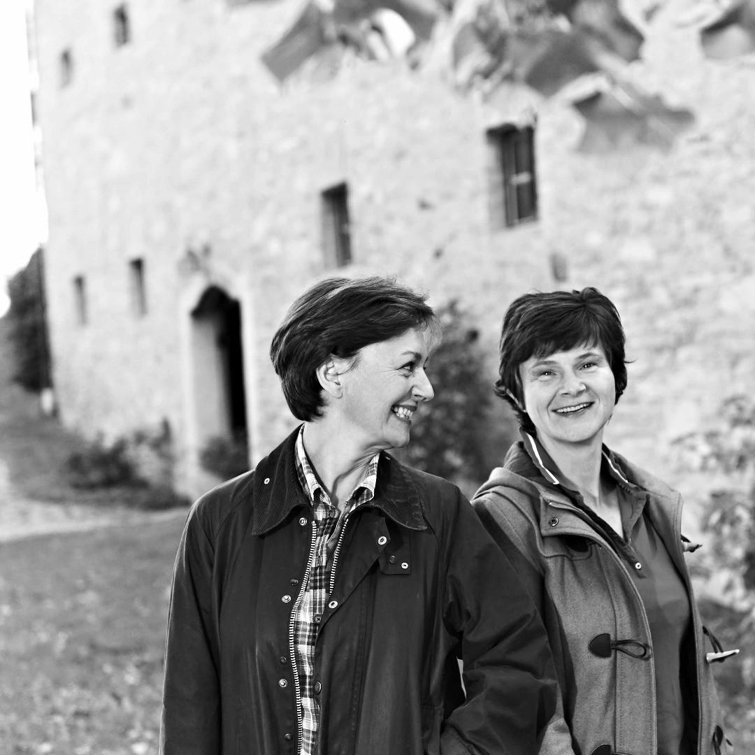 Ilse Maier und Birgit Braunstein © Aleksandra Pawloff