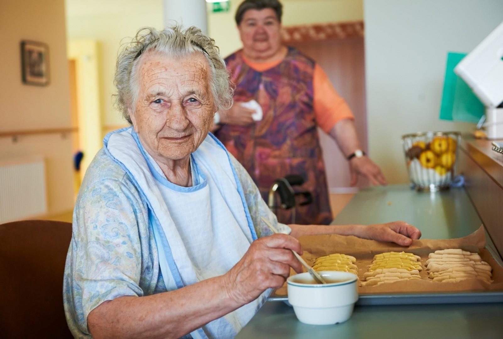Pflegeheim © Aleksandra Pawloff