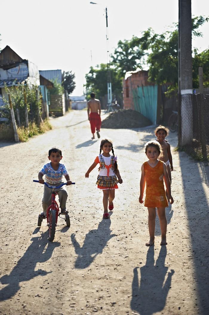 Romaprojekt in Temeszvar © Aleksandra Pawloff