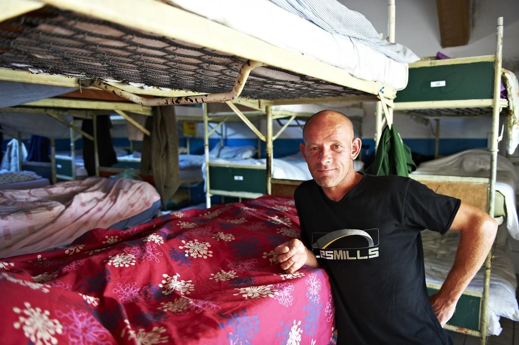 Obdachlosenheim in Temeszvar © Aleksandra Pawloff