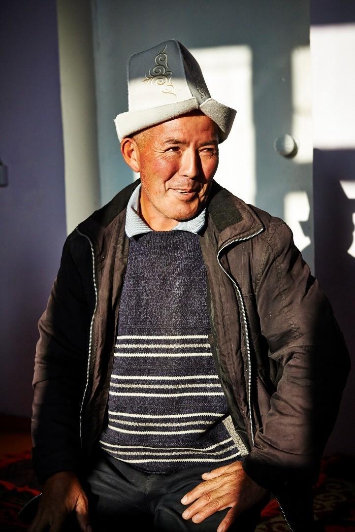 Tadschikistan © Aleksandra Pawloff