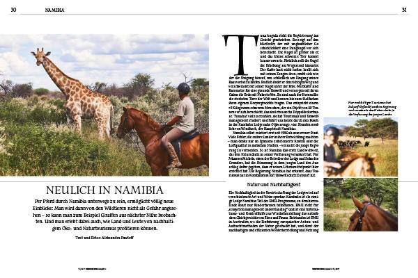 Namibia © Aleksandra Pawloff