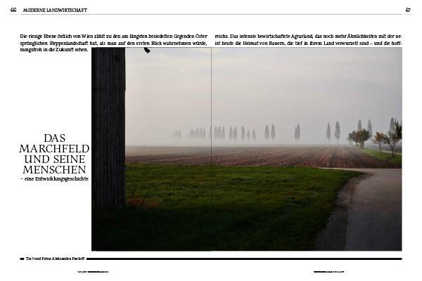 Marchfeld © Aleksandra Pawloff